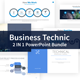 Business Technic Bundle PowerPoint Presentation Templates - GraphicRiver Item for Sale