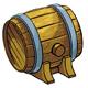 Set of Wooden Barrels - GraphicRiver Item for Sale