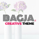 Bagja - Responsive Multi Concept & One Page Portfolio Theme - ThemeForest Item for Sale