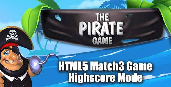 The Pirate Match 3 Game Download