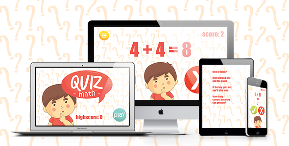 Math Game: Quiz Maths Download