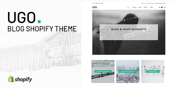 Shopify Fitness, Health & Beauty Themes from ThemeForest