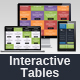 Responsive Interactive Table - CodeCanyon Item for Sale