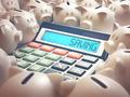 Piggy Bank Saving Calculator - PhotoDune Item for Sale