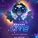 Summer Live EDM Banner - GraphicRiver Item for Sale