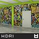 High Resolution Loft HDRi Map 008