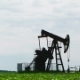 Oil-producing Station on a Green Glade - VideoHive Item for Sale