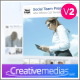 Social Team Presentation - VideoHive Item for Sale