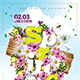 Spring is Starting Flyer - GraphicRiver Item for Sale
