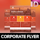 Corporate/Business Flyer Template 05 - GraphicRiver Item for Sale