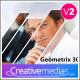 Geometrix 30s Loop Presentation - VideoHive Item for Sale