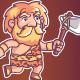 Cave Man Game Sprite - GraphicRiver Item for Sale