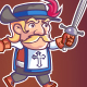 Musketeer Game Sprite - GraphicRiver Item for Sale