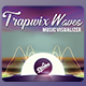 TrapWix Waves Music Visualizer - VideoHive Item for Sale