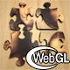 3D WebGL Puzzle - CodeCanyon Item for Sale