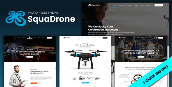 SquaDrone - Drone & UAV Business