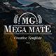 MegaMate - Creative Multipurpose WordPress Theme - ThemeForest Item for Sale
