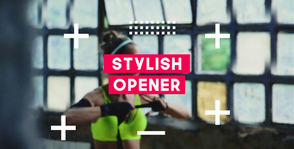 Dynamic Opener - For Youtube Intro/ Sport Opener/ Event Promo