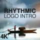 Rhythmic Logo Intro - VideoHive Item for Sale