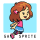 Pinky Girl Game Sprites - GraphicRiver Item for Sale