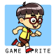 Geeky Boy Game Sprites - GraphicRiver Item for Sale