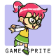 Nerdy Girl Game Sprites - GraphicRiver Item for Sale