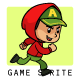 Red Hoodie Boy Game Sprites - GraphicRiver Item for Sale