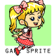 Candy Girl Game Sprites - GraphicRiver Item for Sale