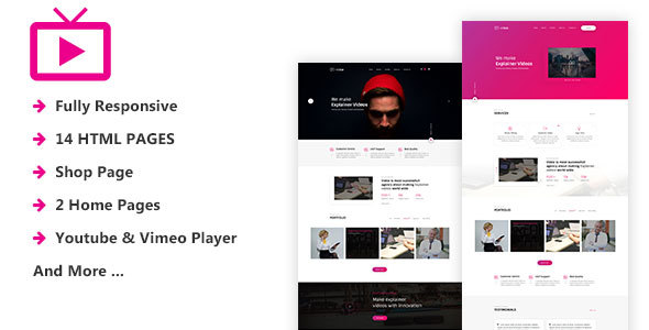 Download MaxVid – Video Agency HTML5 Template Nulled