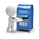 3D Small People - Letter and Mail Box - GraphicRiver Item for Sale