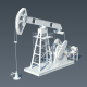 Animated Pump Jack (Oil Pump) - 3DOcean Item for Sale