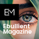 Ebullient - Magazine & News Theme - ThemeForest Item for Sale