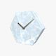 Polygonal Marble Clock