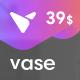 Vase - Premium WP Theme - ThemeForest Item for Sale