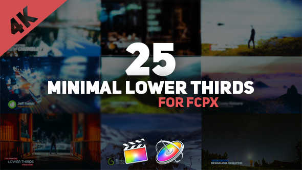 Videohive | FCPX Minimal Lower Thirds Pack Free Download #1 free download Videohive | FCPX Minimal Lower Thirds Pack Free Download #1 nulled Videohive | FCPX Minimal Lower Thirds Pack Free Download #1
