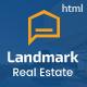 Landmark - Real Estate HTML Template - ThemeForest Item for Sale