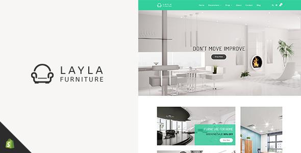 Layla - Furniture Shopify