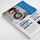 Business Marketing Consultant Flyers - GraphicRiver Item for Sale