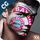 Face and Body Paint Photoshop Action - GraphicRiver Item for Sale