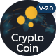 CryptoCoin - Crypto Currency HTML Template - ThemeForest Item for Sale
