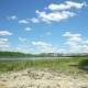 Clouds Over the Don River in the Donskoy Nature Park - VideoHive Item for Sale