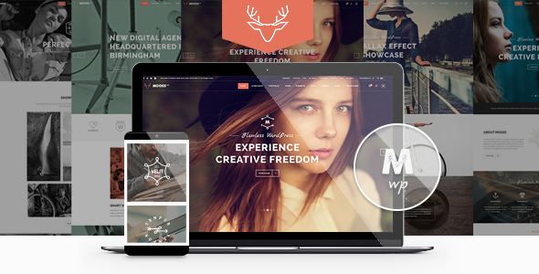Moose - Creative Multipurpose Theme