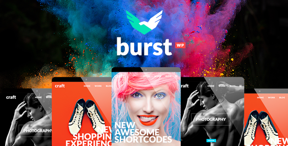 Burst - Creative Design Agency