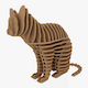 3D Jigsaw Puzzle Cat1 - 3DOcean Item for Sale