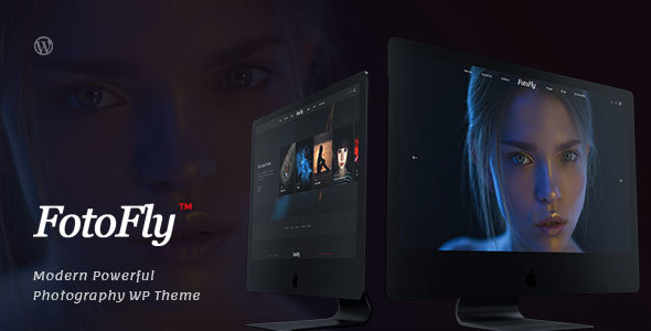 Fotofly | Photography WordPress Theme