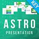 Astro - Multipurpose Keynote Template - GraphicRiver Item for Sale