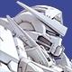 Mobile Suit Gundam EXIA Model