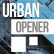 Energy Urban Opener - VideoHive Item for Sale