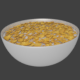 Bowl of Cereal - 3DOcean Item for Sale