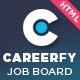 Careerfy - Job Board HTML Template - ThemeForest Item for Sale